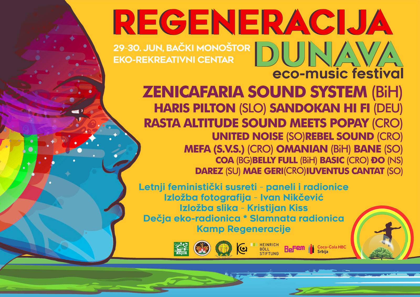Regeneracija Dunava 2018 plakat 1