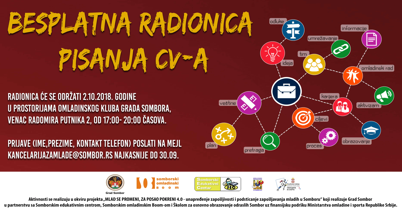RADIONICA CV