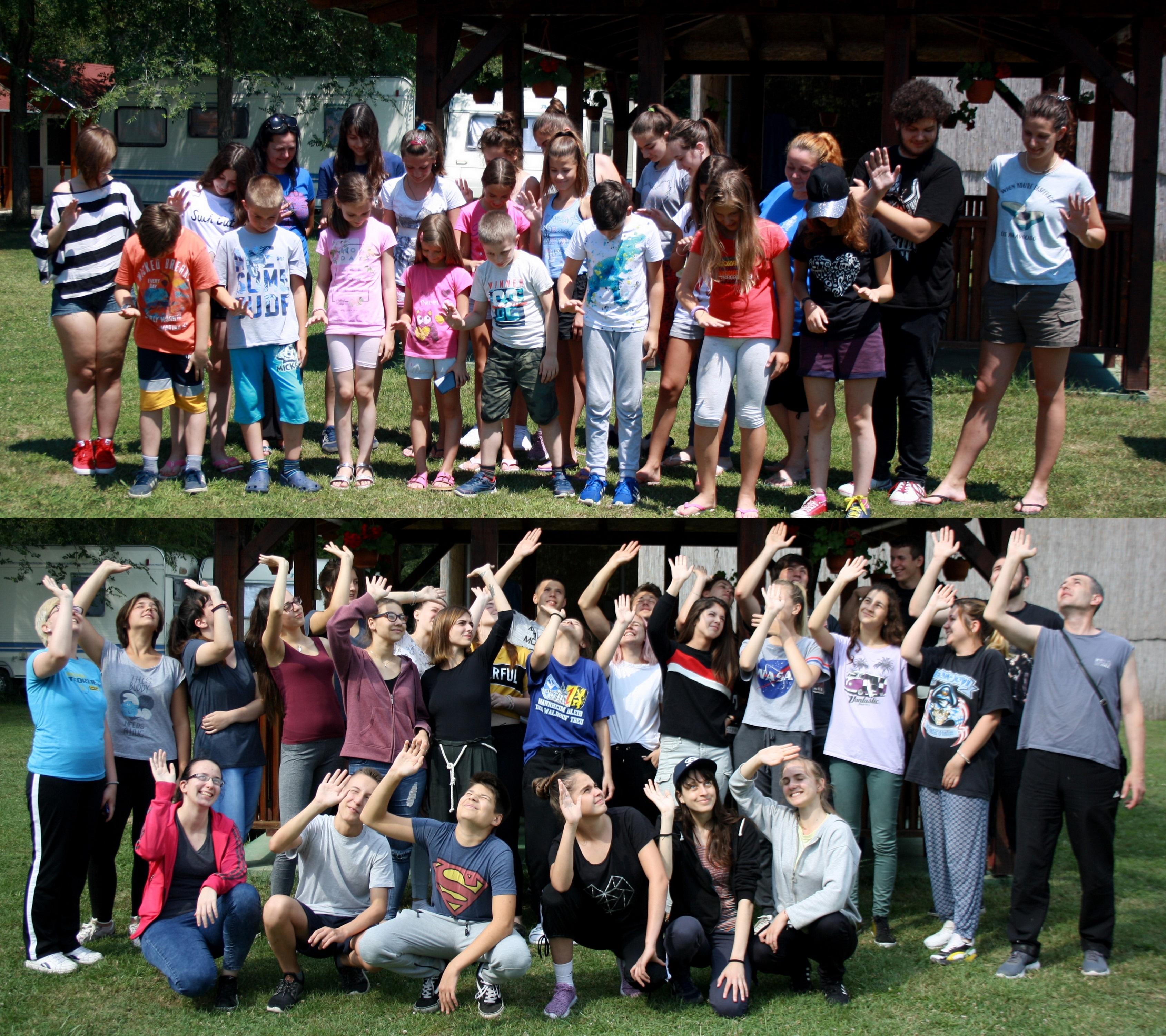 deca i omladinci Umetnickog studija